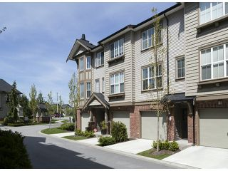 "Photo 2: 3 14838 61ST Avenue in Surrey: Sullivan Station Townhouse for sale in ""SEQUOIA"" : MLS®# F1415294"