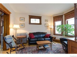 Photo 2: 221 Walnut Street in Winnipeg: West End / Wolseley Residential for sale (West Winnipeg)  : MLS®# 1609946