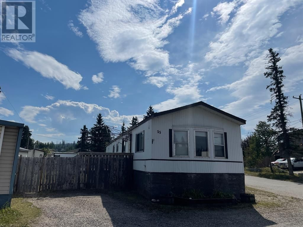Main Photo: 55, 145 EAST RIVER ROAD in Hinton: House for sale : MLS®# A1141518
