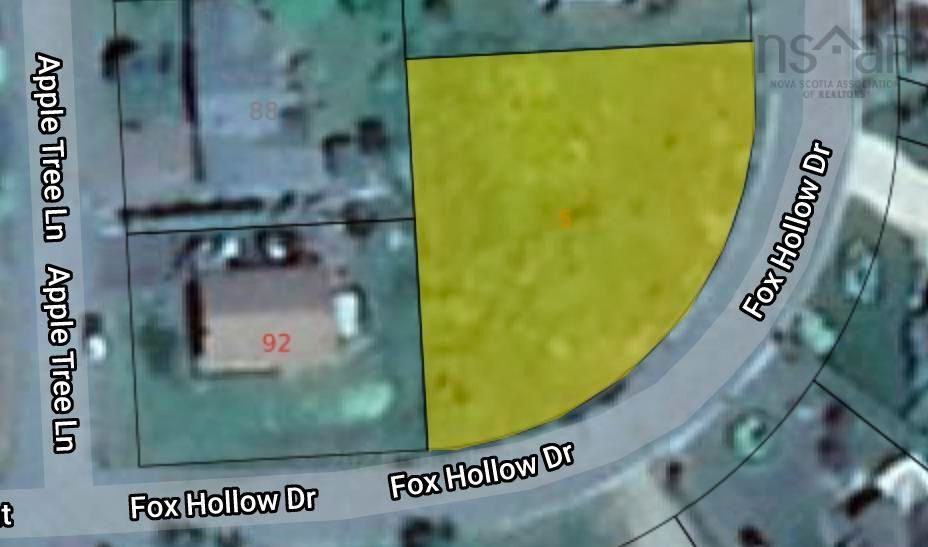Main Photo: 5 Fox Hollow Drive in Kentville: 404-Kings County Vacant Land for sale (Annapolis Valley)  : MLS®# 202122704