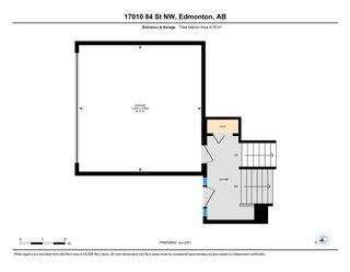 Photo 49: 17010 84 Street in Edmonton: Zone 28 House for sale : MLS®# E4250795