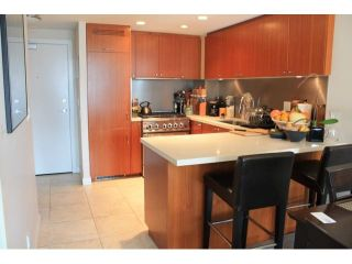 Photo 2: # 512 1133 HOMER ST in Vancouver: Yaletown Condo for sale (Vancouver West)  : MLS®# V1048978