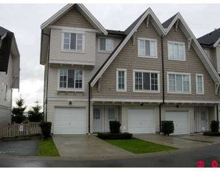 Photo 1: 20540 66TH Ave in Langley: Willoughby Heights Townhouse for sale : MLS®# F2702768