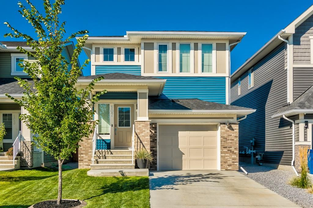 Main Photo: 107 Bayview Circle SW: Airdrie Detached for sale : MLS®# A1147510
