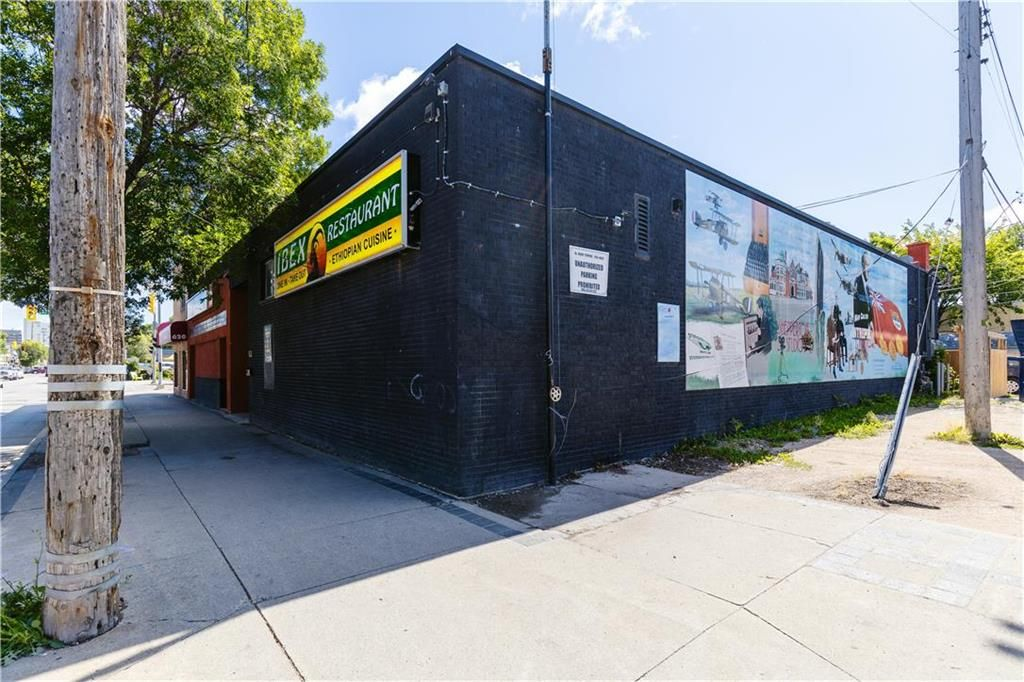 Main Photo: 626 Sargent Avenue in Winnipeg: Industrial / Commercial / Investment for sale (5A)  : MLS®# 202121682