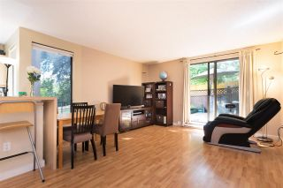 "Photo 4: 103 9129 CAPELLA Drive in Burnaby: Simon Fraser Hills Condo for sale in ""MOUNTAINWOODS"" (Burnaby North)  : MLS®# R2209376"