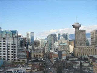 Photo 5: # 2402 183 KEEFER PL in Vancouver: Downtown VW Condo for sale (Vancouver West)