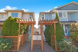 Photo 2: 1287 W 16TH Street in North Vancouver: Norgate Townhouse for sale : MLS®# R2565554