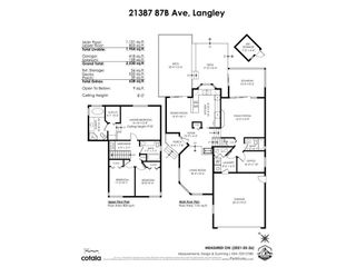 """Photo 39: 21387 87B Avenue in Langley: Walnut Grove House for sale in """"Forest Hills"""" : MLS®# R2585075"""