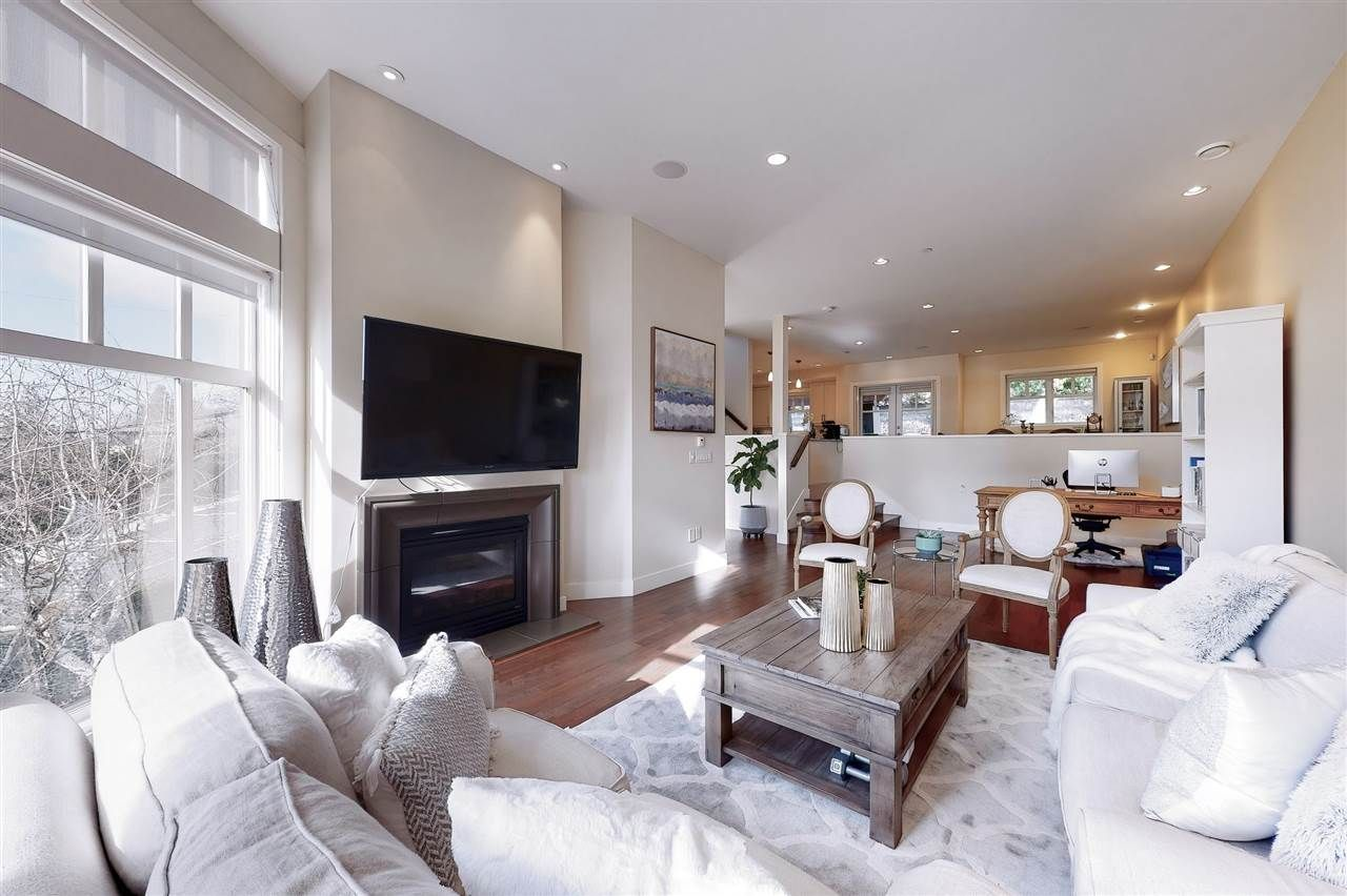 Main Photo: 1 2555 SKILIFT Road in West Vancouver: Chelsea Park Townhouse for sale : MLS®# R2539824