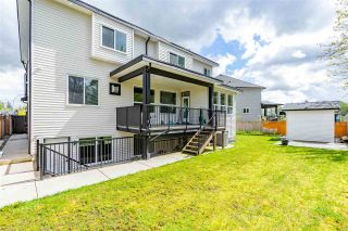 Photo 20: 27600 RAILCAR Crescent in Abbotsford: Aberdeen House for sale : MLS®# R2363166