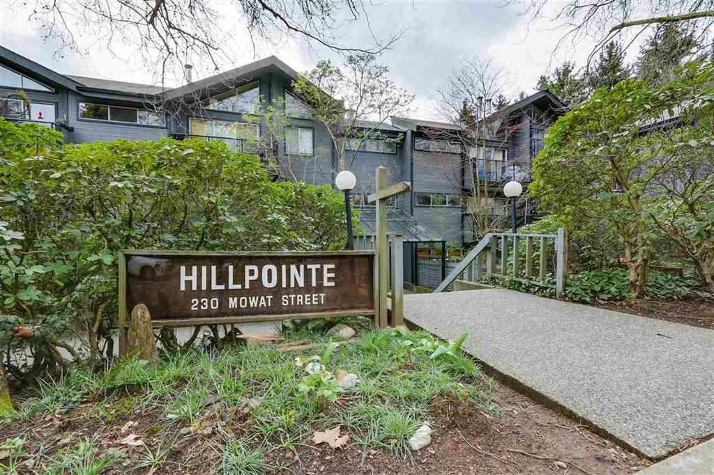 """Main Photo: 304 230 MOWAT Street in New Westminster: Uptown NW Condo for sale in """"HILLPOINTE"""" : MLS®# R2311888"""