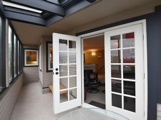 """Photo 5: 13 1620 BALSAM Street in Vancouver: Kitsilano Townhouse for sale in """"OLD KITS TOWNHOMES"""" (Vancouver West)  : MLS®# R2012310"""