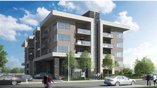 "Photo 1: 209 11917 BURNETT Street in Maple Ridge: East Central Condo for sale in ""The Ridge"" : MLS®# R2535963"