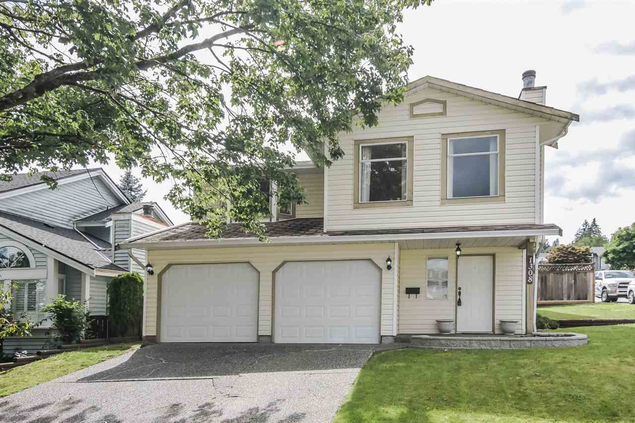 Main Photo: 1308 SHERMAN Street in Coquitlam: Canyon Springs House for sale : MLS®# R2404155