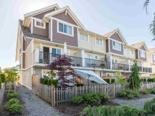 """Photo 1: 16 7298 199A Street in Langley: Willoughby Heights Townhouse for sale in """"YORK"""" : MLS®# R2068285"""