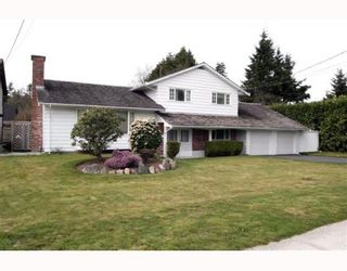 "Photo 1: 1309 52ND Street in Tsawwassen: Cliff Drive House for sale in ""CLIFF DRIVE"" : MLS®# V761490"