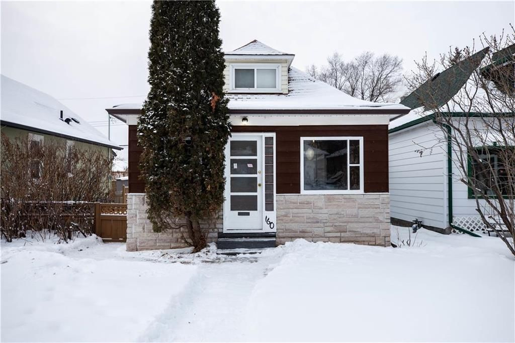 Welcome Home! Mid block location, South of Portage Ave. Close to ALL amenities!