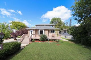 Photo 1: 215 Hindley Avenue in Winnipeg: Residential for sale (2D)  : MLS®# 202022553