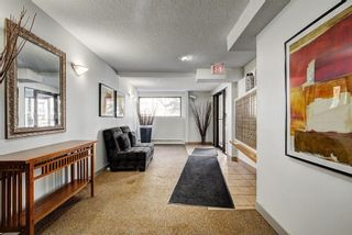 Photo 3: 107 835 19 Avenue SW in Calgary: Lower Mount Royal Condo for sale : MLS®# C4117697