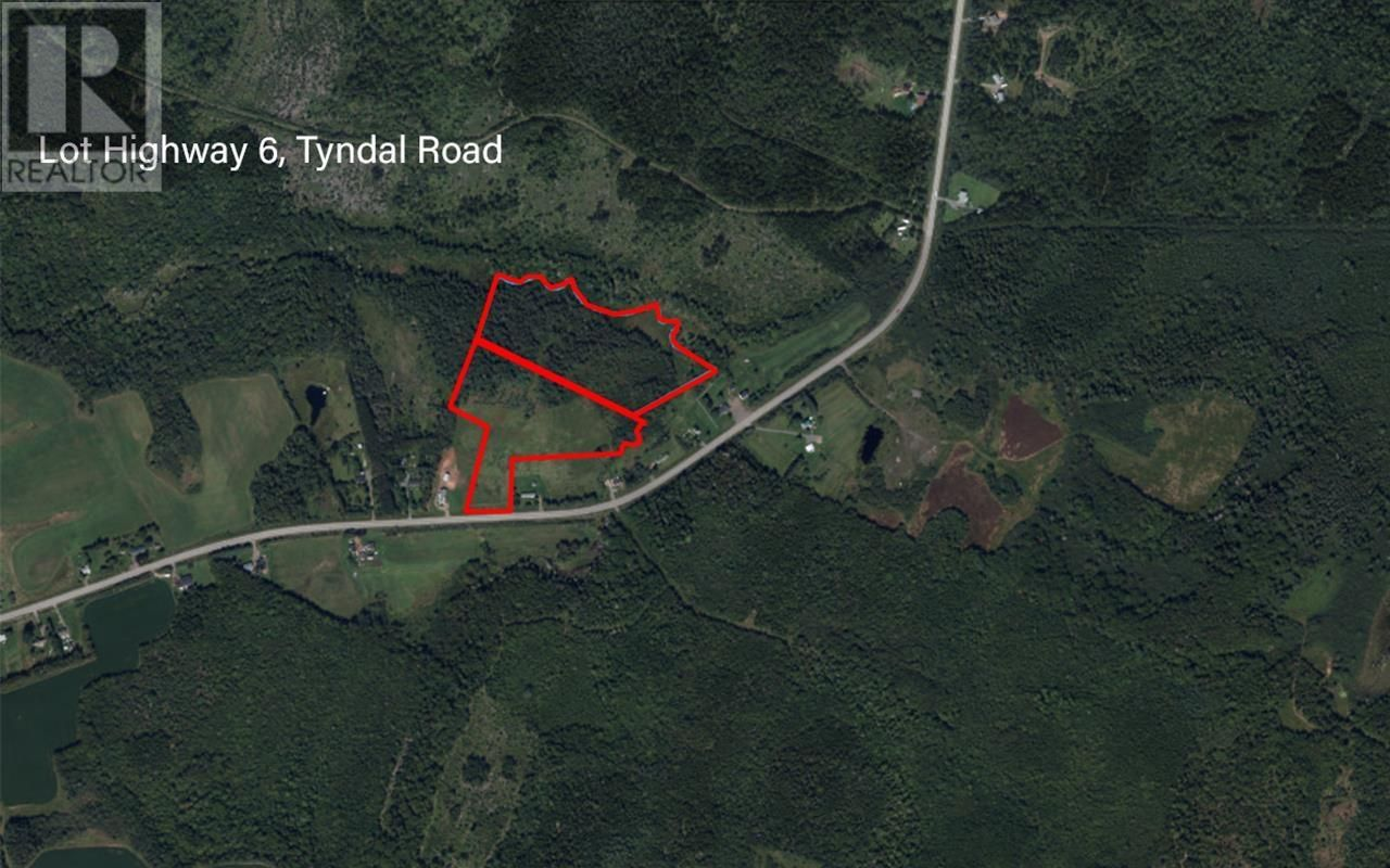 Main Photo: Highway 366 in Tyndal Road: Vacant Land for sale : MLS®# 202114493