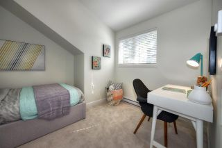 """Photo 13: 2293 E 37 Avenue in Vancouver: Victoria VE Townhouse for sale in """"GEORGE"""" (Vancouver East)  : MLS®# R2210885"""