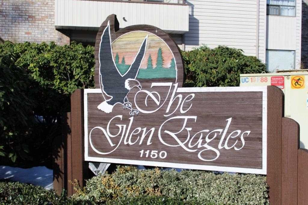 "Main Photo: 203 1150 DUFFERIN Street in Coquitlam: Eagle Ridge CQ Condo for sale in ""GLEN EAGLES"" : MLS®# R2131561"