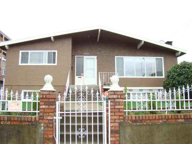 Main Photo: 2034 E 37TH Avenue in Vancouver: Victoria VE House for sale (Vancouver East)  : MLS®# V822986