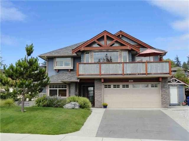 Main Photo: 6360 JASPER RD in Sechelt: Sechelt District House for sale (Sunshine Coast)  : MLS®# V1084885