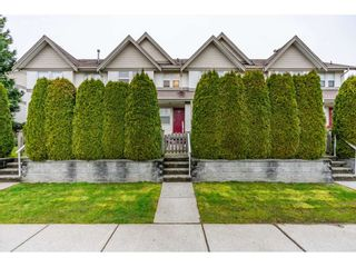 Photo 2: 36 1260 RIVERSIDE DRIVE in Port Coquitlam: Riverwood Townhouse for sale : MLS®# R2541533
