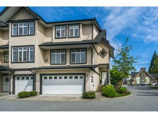 """Photo 1: 1 19932 70 Avenue in Langley: Willoughby Heights Townhouse for sale in """"SUMMERWOOD"""" : MLS®# R2162359"""