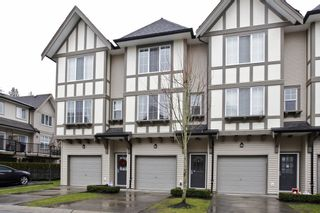 Photo 2: 92-20875 80th Avenue in Langley: Willoughby Heights Townhouse for sale : MLS®# f1402186