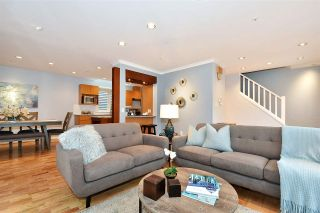 Photo 7: 1545 TRAFALGAR STREET in Vancouver: Kitsilano Townhouse for sale (Vancouver West)  : MLS®# R2392914
