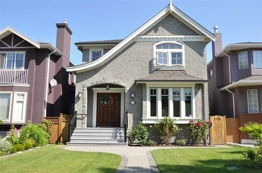 Main Photo: 121 W 23RD Avenue in Vancouver: Cambie House for sale (Vancouver West)  : MLS®# R2175413