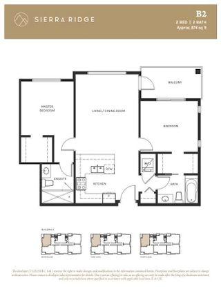 "Photo 2: 406 11718 224 Street in Maple Ridge: West Central Condo for sale in ""SIERRA RIDGE"" : MLS®# R2600852"