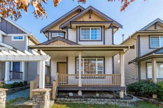 """Photo 1: 6550 192A Street in Surrey: Clayton House for sale in """"CLAYTON'S COOPER CREEK"""" (Cloverdale)  : MLS®# R2540768"""
