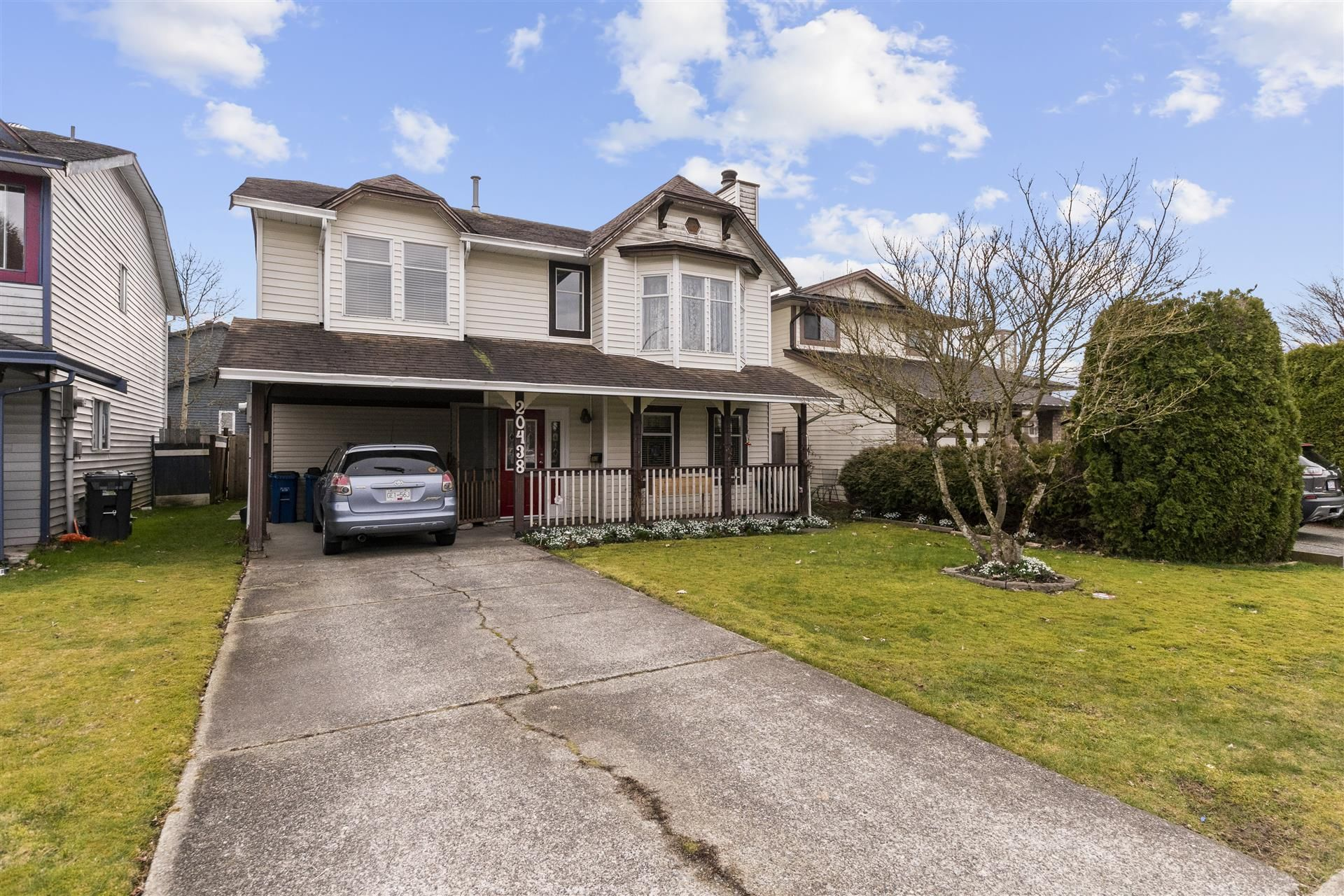 Main Photo: 20438 DALE Drive in Maple Ridge: Southwest Maple Ridge House for sale : MLS®# R2548457