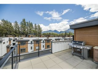 """Photo 25: 18 39769 GOVERNMENT Road in Squamish: Northyards Townhouse for sale in """"BREEZE"""" : MLS®# R2589642"""