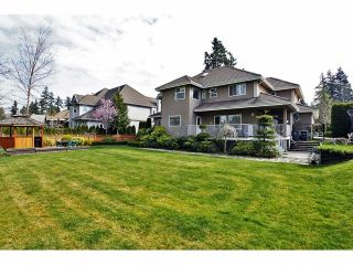 """Photo 10: 2515 138TH Street in Surrey: Elgin Chantrell House for sale in """"Peninsula Park"""" (South Surrey White Rock)  : MLS®# F1307515"""