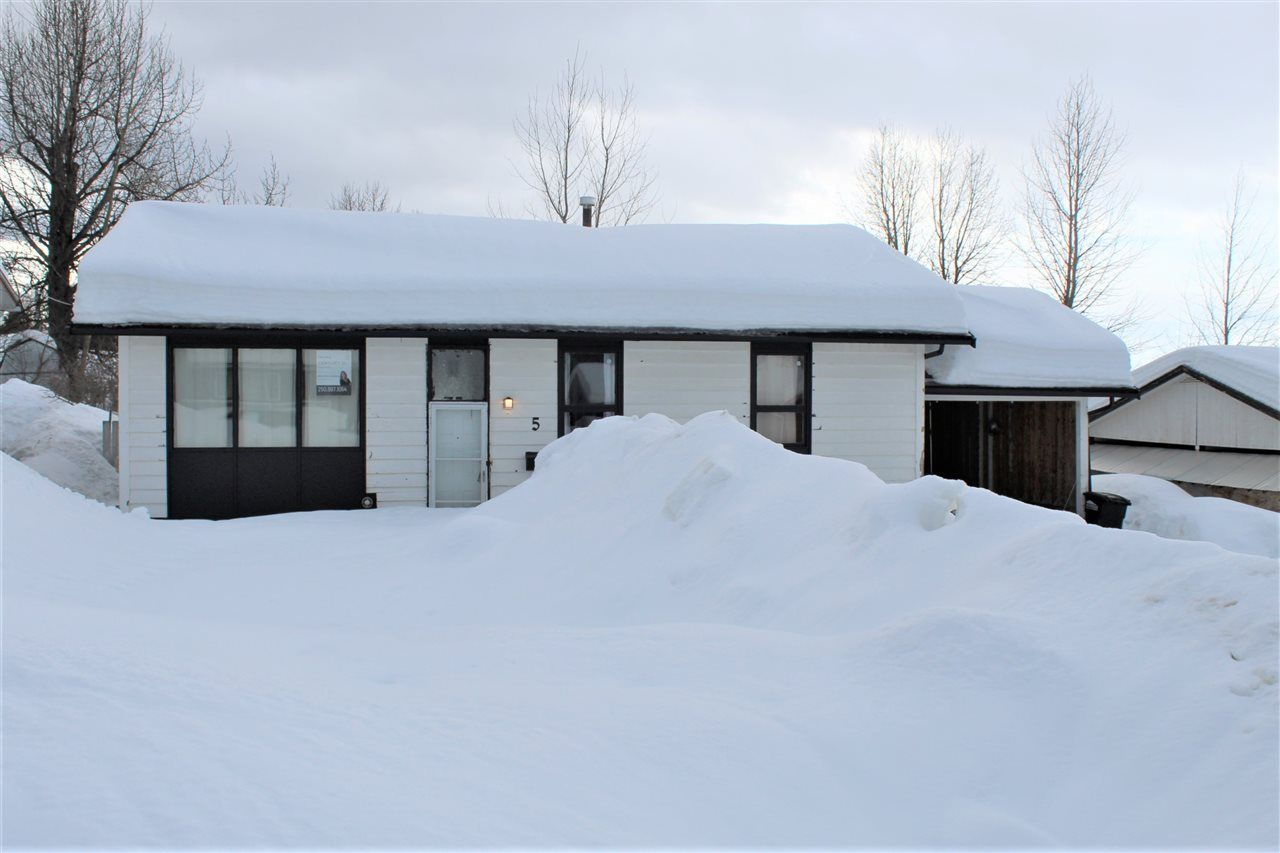 Main Photo: 5 PORTAGE Crescent in Mackenzie: Mackenzie -Town House for sale (Mackenzie (Zone 69))  : MLS®# R2541390