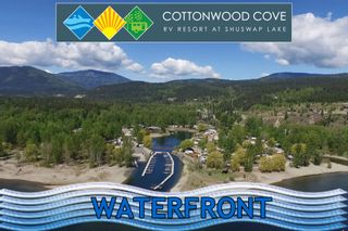 Main Photo: 65 Cottonwood Drive: Lee Creek Land Only for sale (North Shuswap)  : MLS®# 10240104