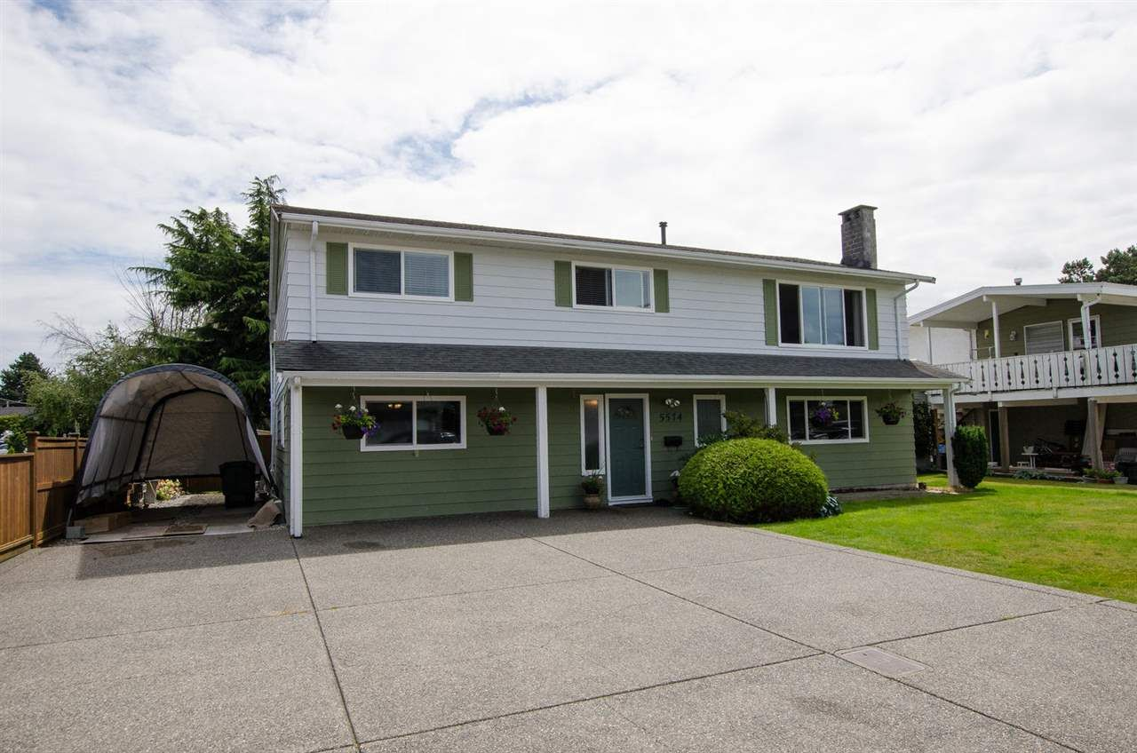Main Photo: 5574 49 Avenue in Delta: Hawthorne House for sale (Ladner)  : MLS®# R2388506