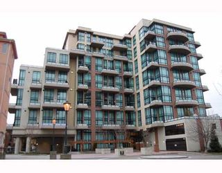 """Photo 1: 109 10 RENAISSANCE Square in New Westminster: Quay Condo for sale in """"MURANO"""" : MLS®# V800690"""