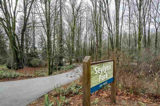 """Photo 20: 103 680 SEYLYNN Crescent in North Vancouver: Lynnmour Townhouse for sale in """"Compass at Seylynn Village"""" : MLS®# R2449318"""
