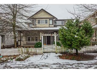 """Photo 1: 8366 208 Street in Langley: Willoughby Heights House for sale in """"Yorkson"""" : MLS®# R2433763"""