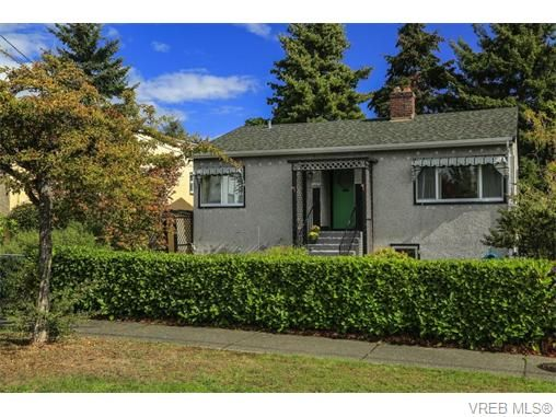 Main Photo: 1905 Lee Ave in VICTORIA: Vi Jubilee House for sale (Victoria)  : MLS®# 742977