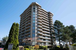 """Photo 1: 608 3760 ALBERT Street in Burnaby: Vancouver Heights Condo for sale in """"BOUNDARYVIEW TOWERS"""" (Burnaby North)  : MLS®# R2568543"""