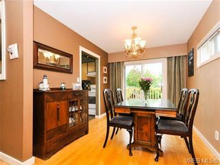 Photo 5: 4116 Cabot Place in VICTORIA: SE Lambrick Park Residential for sale (Saanich East)  : MLS®# 337035
