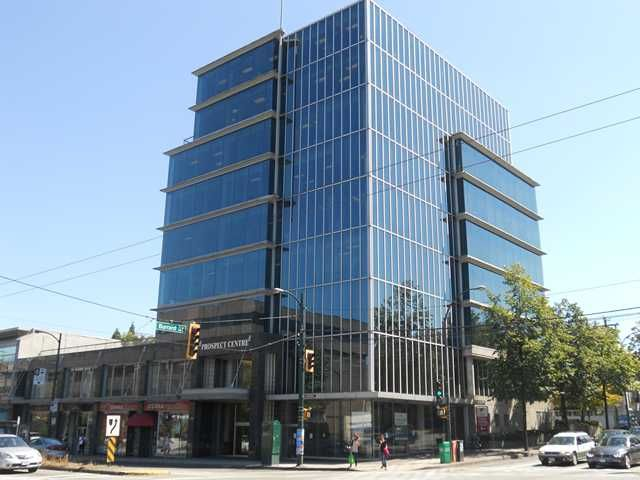 Main Photo: 105 1788 West Broadway in Vancouver: Fairview VW Commercial for sale (Vancouver West)  : MLS®# V4038289