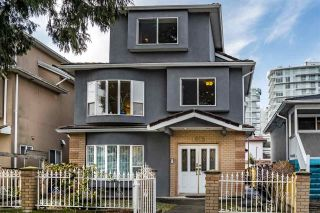 Photo 1: 4885 BALDWIN Street in Vancouver: Victoria VE House for sale (Vancouver East)  : MLS®# R2346811